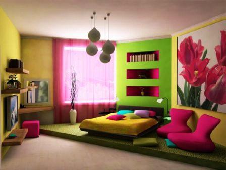 Фотообои цветы: 18 идей для украшения интерьера фотообоями с цветами