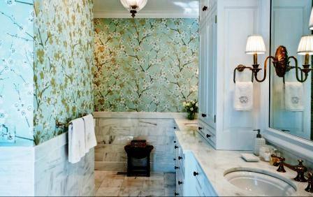 Моющиеся виниловые обои – один из лучших современных отделочных материалов
