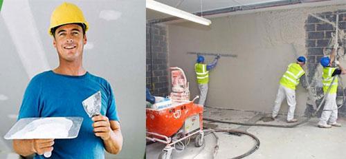 Если нужно исправить серьезные проблемы на стене или потолке, есть два выхода - разобраться во всем и попробовать выполнить штукатурные работы самостоятельно, либо пригласить специалиста