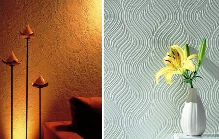 водоэмульсионная краска для обоев под покраску